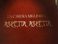 Aspetta, Aspetta - Video a fumetti con Niccolò Storai e La camera migliore
