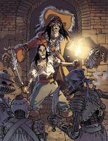 Copertina di Pirati&Vapore