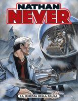 Nathan Never #156 (La foresta della paura) - Sergio Bonelli Editore - euro 2.30