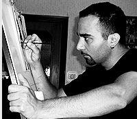 Maurizio di Bona: fumetti fatti a Mano