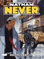 Nathan Never #158 (Dichiarazione di guerra) – Sergio Bonelli Editore – 2.30euro