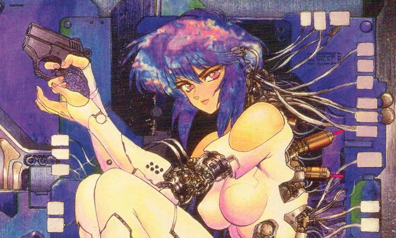 Ghost in the Shell: il cyberpunk di Shirow