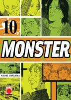 Monster #10 - Planet Manga/Panini