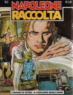 Napoleone Raccolta #1 - Sergio Bonelli Editore - 3.20euro