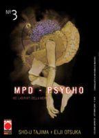 MPD Psycho #1/3 - Planet Manga/Panini Comics - 4,00euro cad.