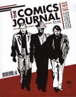 The Comics Journal #262 - Fantagraphics Books - 9,95$