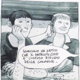 Appunti per una storia di Gipi: intervista all'autore toscano