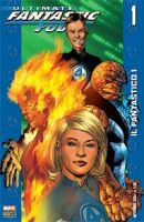 Ultimate Fantastic Four #1
