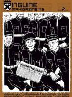 Inguine Mah!Gazine #5 - Coniglio Editore - 5,00euro