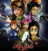 "On The WebComics: Angels 2200, storie di ""eroica carne da cannone"""