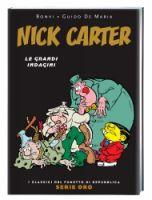 Nick Carter: le grandi Indagini - I Classici di Repubblica Serie Oro #17 - 6,90euro