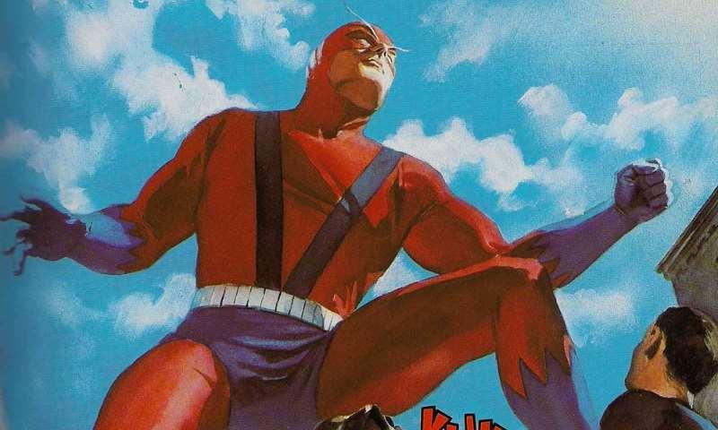 Marvels: guardare per la prima volta i supereroi