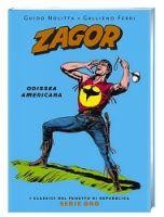 Zagor: Odissea americana – I Classici di Repubblica Serie Oro #21 – 6,90euro