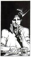 John Doe in una vignetta di Rosenzweig