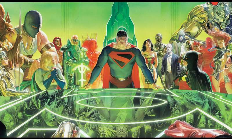 Kingdom Come (Mark Waid, Alex Ross)