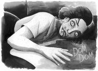 Presentazione: I delitti di Alleghe, Cronaca Nera a fumetti