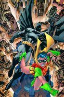 Batman & Robin All Star #1 - The Boy Wonder