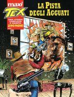 La copertina del maxi Tex