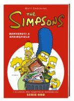 The Simpsons: Benvenuti a Springfield - I Classici di Repubblica Serie Oro # 49 - 6,90euro
