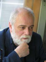 Alfredo Castelli in primo piano