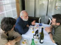 A pranzo con Alfredo Castelli - seconda parte