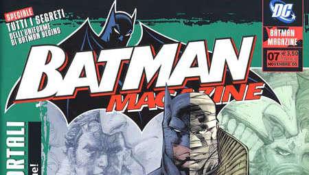 IMG EVIDENZA Batman Magazine 7