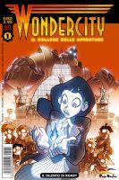 La copertina di Wondercity #1