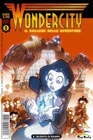 Wondercity #1 – Il talento di Roary