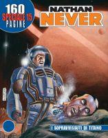 Speciale Nathan Never 15 - I sopravvissuti di Titano