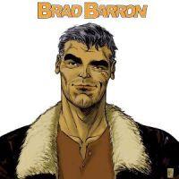 La fuga di Brad Barron