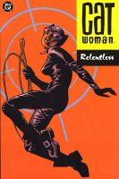 Una cover di Catwoman di Brubaker
