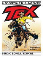 Tex, il cavaliere solitario: Joe Kuberti al servizio del Ranger