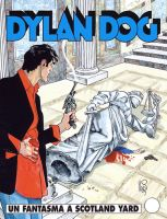 Dylan Dog #232 – Un fantasma a Scotland Yard