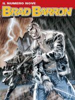 Copertina di Brad Barron #9 di Fabio Celoni