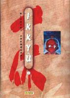 Ikkyu, una copertina dell'edizione Comic Art
