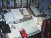 Il tavolo di lavoro di Kubert
