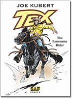 La cover dell'edizione americana di Tex