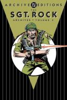 La cover di Sgt. Rock archives 3
