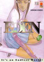 Copertina del numero 11 di Eden