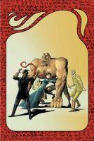 cover di L.O.E.G. vol. 2: The Absolute Edition