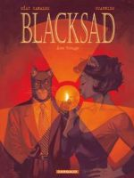 Blacksad #3 - Anima Rossa