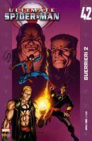 Copertina di Ultimate Spider-Man #42
