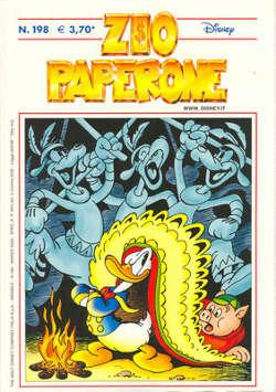 Zio Paperone #198: Il mio amico Paperino