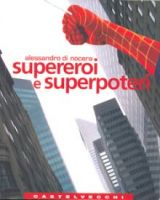 la copertina di Supereroi e superpoteri