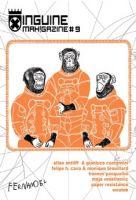Cover di Inguine Mah!Gazine #9