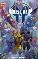 Copertina di House of M #2