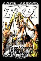 Copertina di Axa: La Prescelta