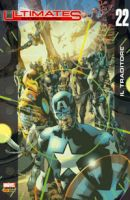 Copertina di Ultimates #22