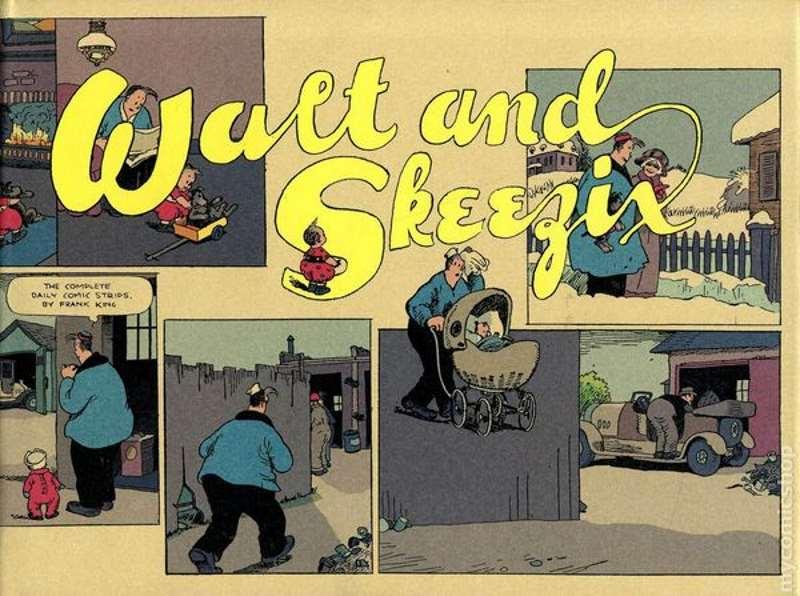 Walt & Skeezix vol. #1 (Frank King)
