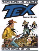 Tex speciale #20 – Canyon Dorado